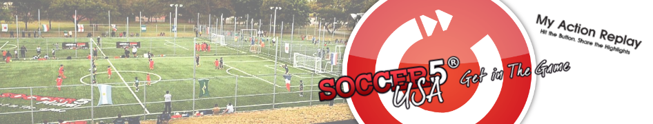 Soccer 5 USA powered by My Action Replay